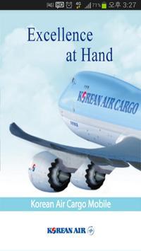 Korean Air Cargo poster