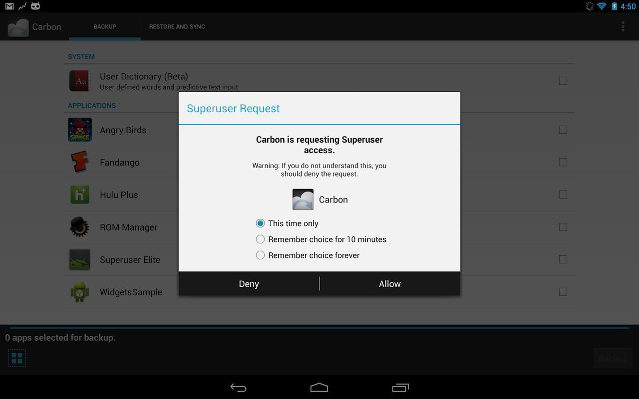superuser apk free tools app for android