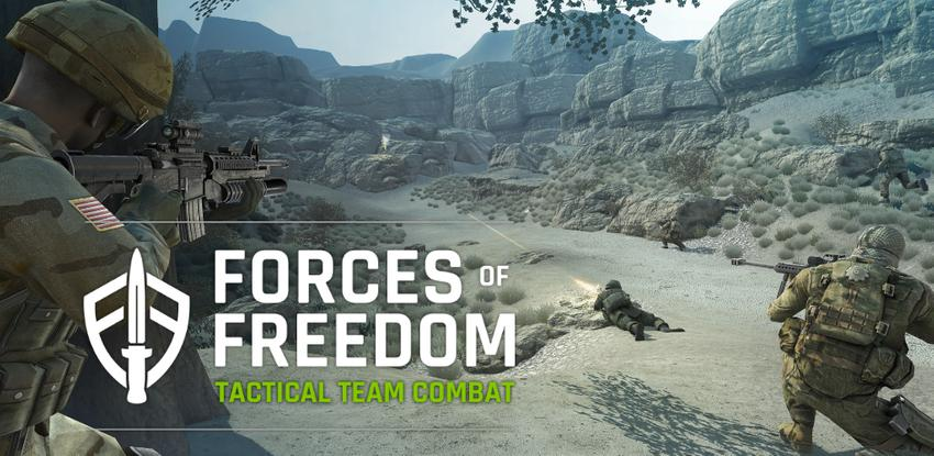 Forces of Freedom (Unreleased) APK
