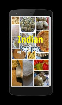 Indian Recipes in Gujarati poster