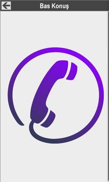 SIP based walkie-talkie apk screenshot