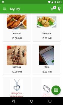 MyCityApp apk screenshot