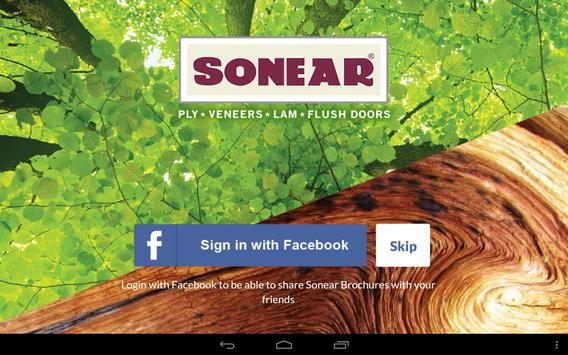 Sonear For Tablets poster