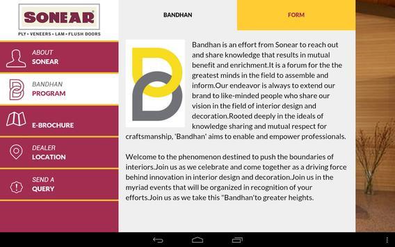 Sonear For Tablets apk screenshot