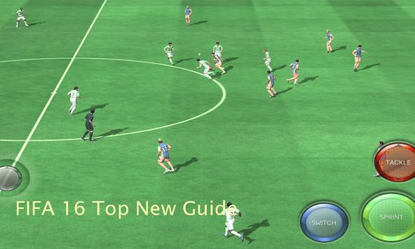 Top GUIDE fifa 16 poster