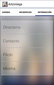 Artziniega apk screenshot