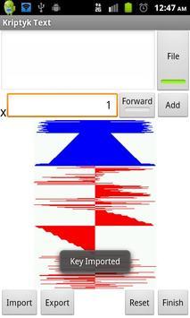 K SMS: Encrypted Messenger apk screenshot
