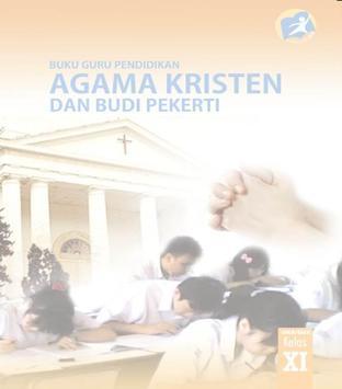 BSE Guru - Agama Kristen XI poster