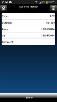 Kronos Efficient™ Mobile apk screenshot