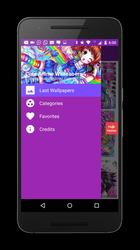 Cute anime wallpapers apk download free personalization - Anime wallpaper app ...