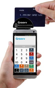Groovv Lite - Point of Sale poster