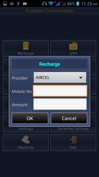 Krystalcare Communication apk screenshot