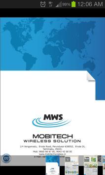 MWS E-Brochure poster