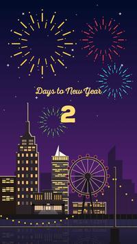 New Year Live Wallpaper apk screenshot