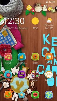 Doing Now Theme apk screenshot
