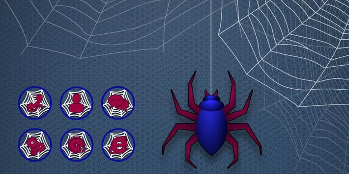 Spider Web Theme poster