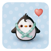 Penguin Theme for CM Launcher icon