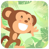 Jungle Monkey Theme icon