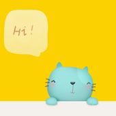 Lazy Cat Theme icon