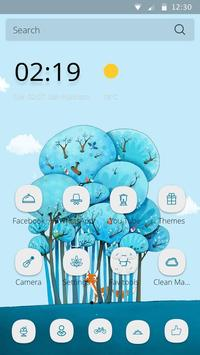 Animals and forests apk screenshot