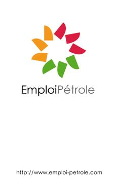 EmploiPétrole poster