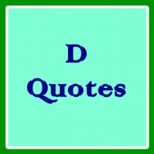 D Quotes of the world icon