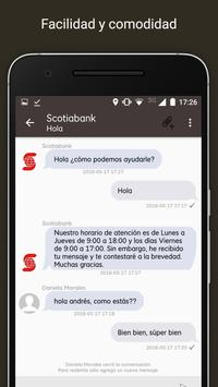 Scotiabank Chat apk screenshot