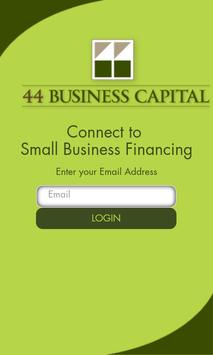 44 Business Capital poster