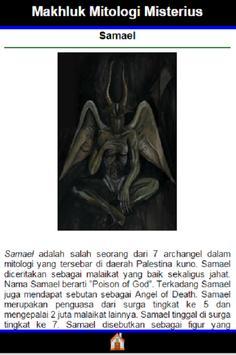 Makhluk Mitologi Dunia apk screenshot