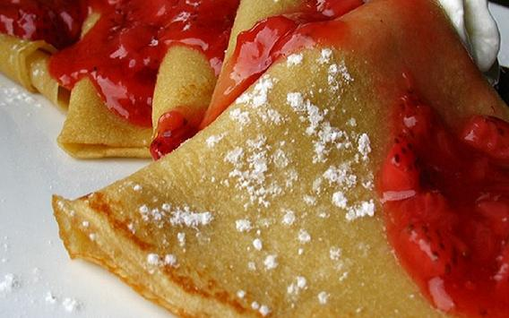 Best Crepes Recipes poster