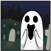 Creepy Horror Ghost Stories icon