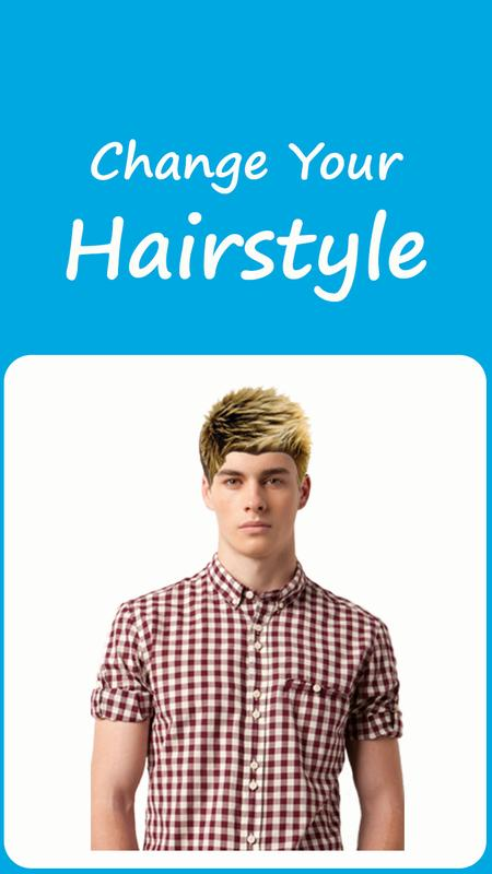 Peachy Change Your Hairstyle Apk Download Free Entertainment App For Short Hairstyles Gunalazisus