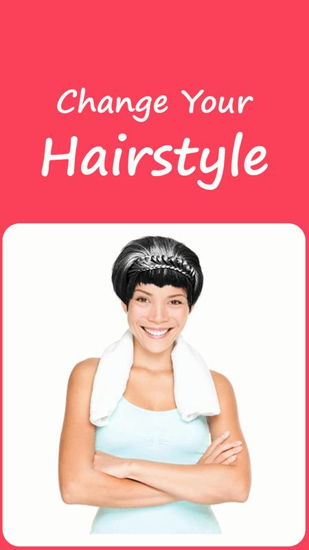 Pleasant Change Your Hairstyle Apk Download Free Entertainment App For Short Hairstyles Gunalazisus