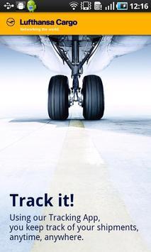 Lufthansa Cargo poster