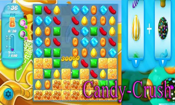 Guide Crush Soda with Candy poster