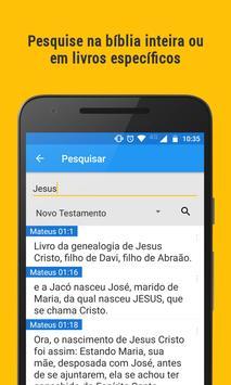 Bíblia Sagrada: Leve e rápida apk screenshot