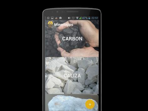Mineriapps Colombia minería apk screenshot