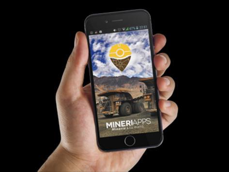 Mineriapps Colombia minería poster