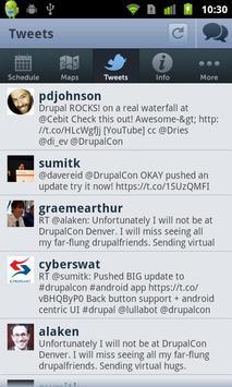 DrupalCon Denver apk screenshot
