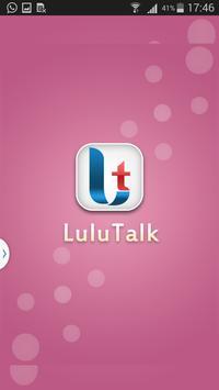 LuluTalk poster