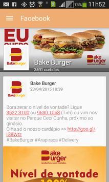 Bake Burger apk screenshot