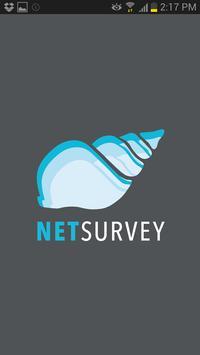 NetSurvey poster