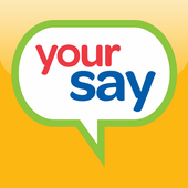 Your Say icon