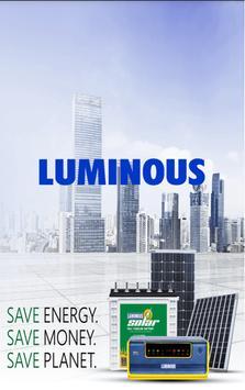 Luminous Employee App poster