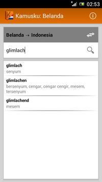 Kamusku: Belanda (Indonesia) apk screenshot