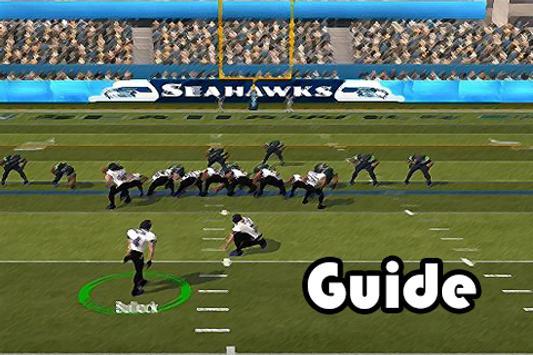 Guide for Madden NFL Mobile poster