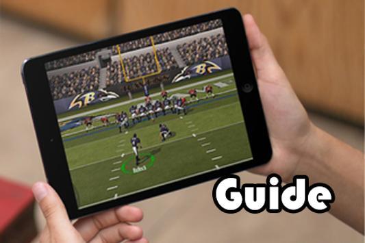 Guide for Madden NFL Mobile apk screenshot