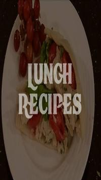 Lunch Recipes Full Complete poster