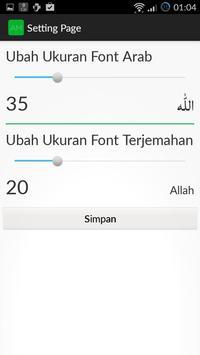 Al-Matsurat apk screenshot