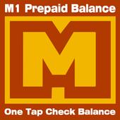 M1 Prepaid Balance Free icon